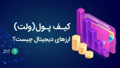 کیف پول ارزهای دیجیتال