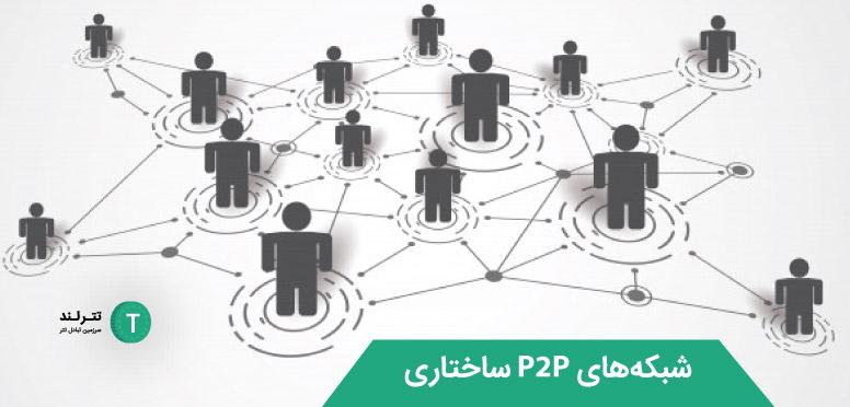 شبکههای P2P ساختاری
