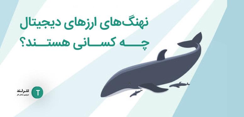 نهنگ های ارزهای دیجیتال چه کسانی هستند؟