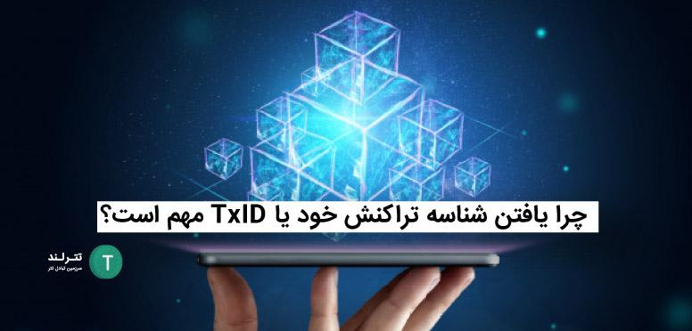 چرا یافتن شناسه تراکنش خود یا TxID مهم است؟